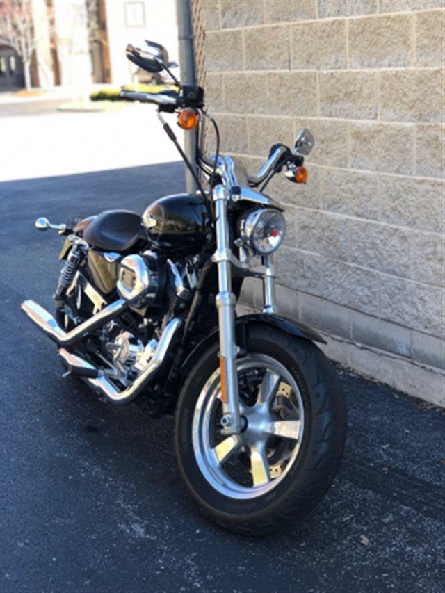 2014 Harley-Davidson Sportster 1200 Custom at Bluegrass Harley Davidson, Louisville, KY 40299