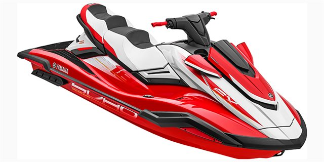 2021 Yamaha WaveRunner FX Cruiser SVHO at Sun Sports Cycle & Watercraft, Inc.