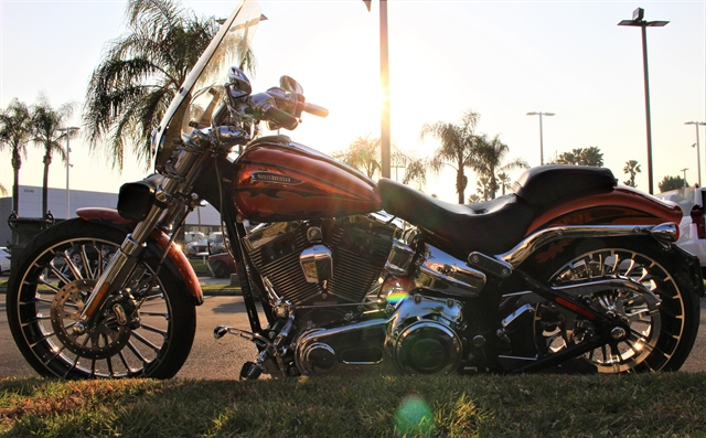 2014 Harley-Davidson Softail CVO Breakout at Quaid Harley-Davidson, Loma Linda, CA 92354