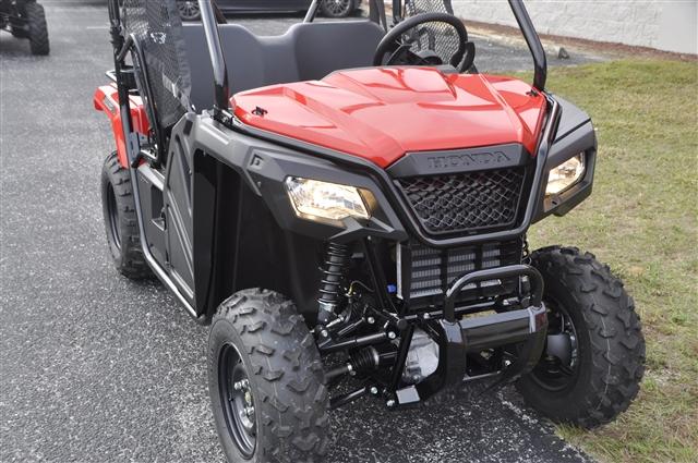 2018 Honda Pioneer 500 Base at Seminole PowerSports North, Eustis, FL 32726
