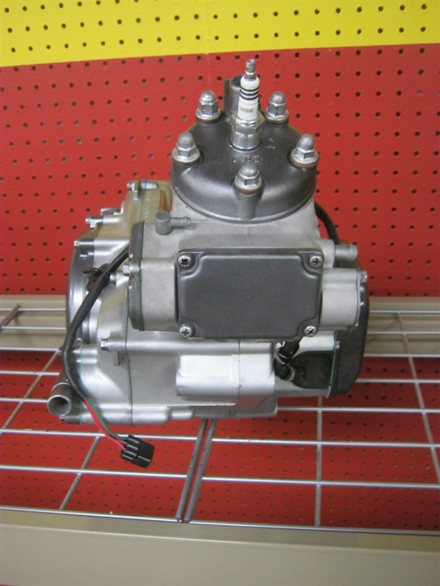 2002 Suzuki RM125 Rebuilt Engine at Brenny's Motorcycle Clinic, Bettendorf, IA 52722