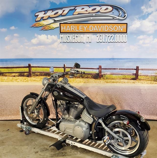 2008 Harley-Davidson Softail Rocker at Hot Rod Harley-Davidson