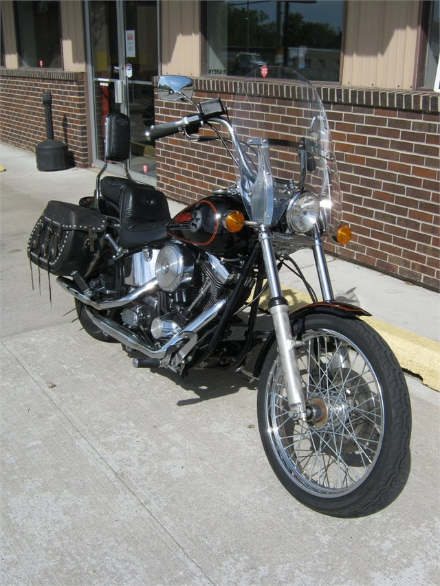 1993 Harley-Davidson FXSTC Softail at Brenny's Motorcycle Clinic, Bettendorf, IA 52722