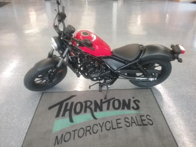 2018 Honda Rebel 500 at Thornton's Motorcycle - Versailles, IN