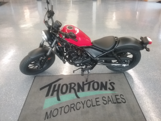 2018 Honda Rebel 500 at Thornton's Motorcycle - Versailles, IN