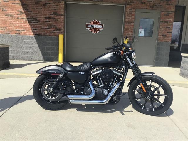 2017 Harley-Davidson Sportster Iron 883 at Lima Harley-Davidson