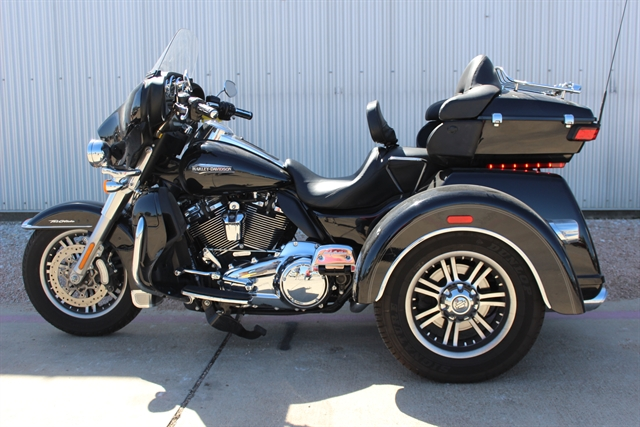 2018 Harley-Davidson Trike Tri Glide Ultra at Gruene Harley-Davidson