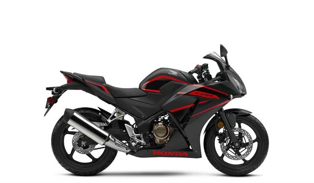 2021 Honda CBR300R ABS at Wild West Motoplex