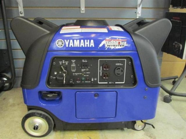 2018 Yamaha Portable Generator EF3000iSEB at Nishna Valley Cycle, Atlantic, IA 50022