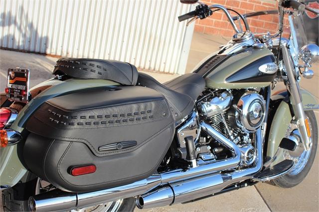 2021 Harley-Davidson Touring Heritage Classic at Doc's Harley-Davidson