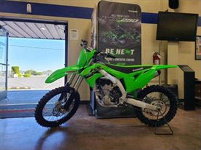 2022 Kawasaki KX 250 at Action Cycles 'n Sleds