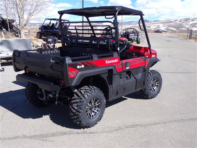 2018 Kawasaki Mule™ PRO-FXR™ Base at Power World Sports, Granby, CO 80446