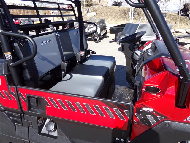 2018 Kawasaki Mule PRO-FXR Base at Power World Sports, Granby, CO 80446