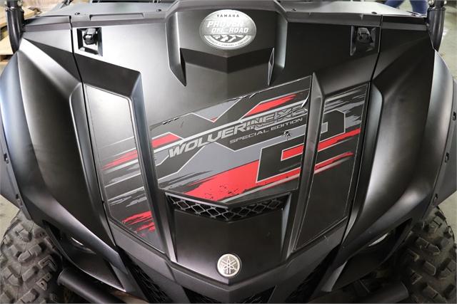 2019 Yamaha Wolverine X2 R-Spec SE at Friendly Powersports Slidell