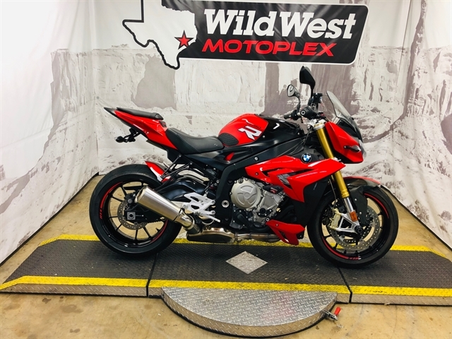 2016 BMW S 1000 R at Wild West Motoplex