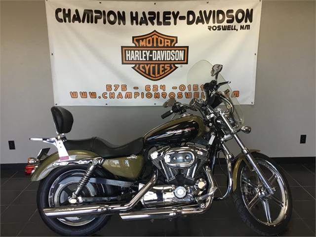 2007 Harley-Davidson Sportster 1200 Custom at Champion Harley-Davidson