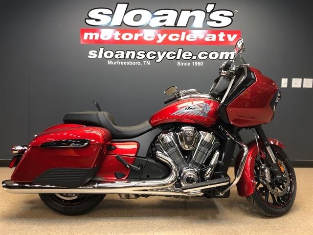 2020 Indian Challenger Limited at Sloans Motorcycle ATV, Murfreesboro, TN, 37129