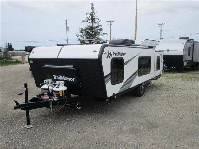 2021 TrailManor 2720 Series QB at Prosser's Premium RV Outlet