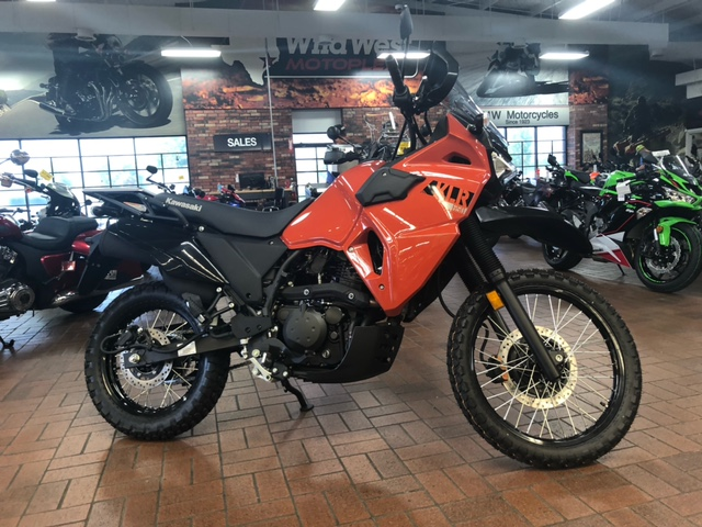 2022 Kawasaki KLR 650 ABS at Wild West Motoplex
