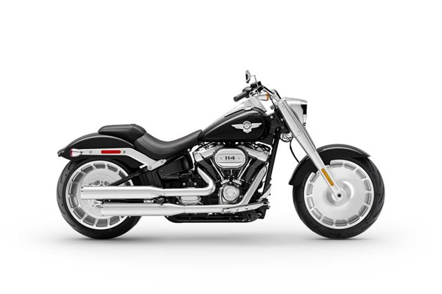 2020 Harley-Davidson Softail Fat Boy 114 at Harley-Davidson of Macon