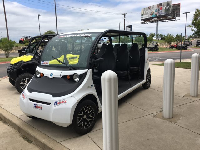 2016 GEM GEM E6 at Kent Powersports of Austin, Kyle, TX 78640