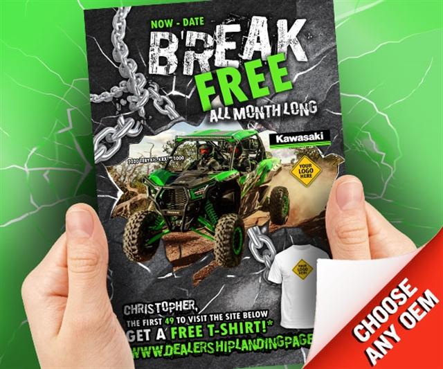 Break Free Powersports at PSM Marketing - Peachtree City, GA 30269
