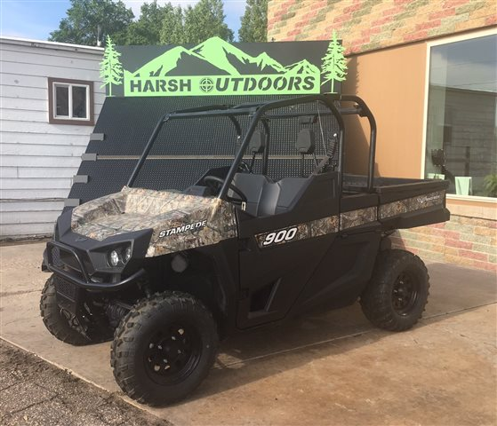 2017 Textron Off Road Stampede 900 EPS, Camo at Harsh Outdoors, Eaton, CO 80615