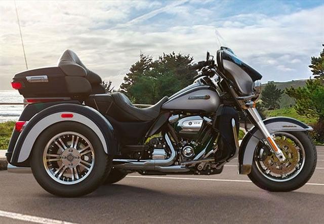 2019 Harley-Davidson Trike Tri Glide Ultra at Indianapolis Southside Harley-Davidson®, Indianapolis, IN 46237