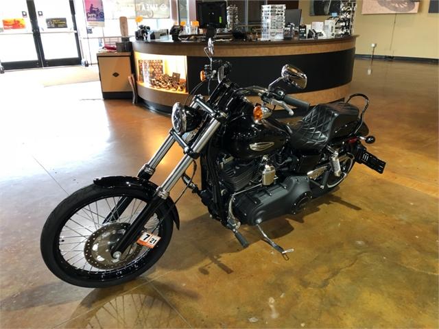 2016 Harley-Davidson Dyna Wide Glide at Steel Horse Harley-Davidson®