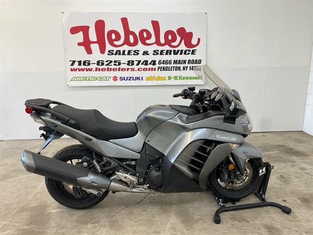 2016 Kawasaki Concours 14 ABS at Hebeler Sales & Service, Lockport, NY 14094