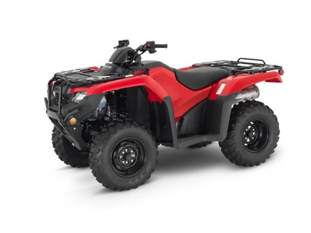 2021 Honda FourTrax Rancher 4x4 Automatic DCT EPS at Friendly Powersports Slidell