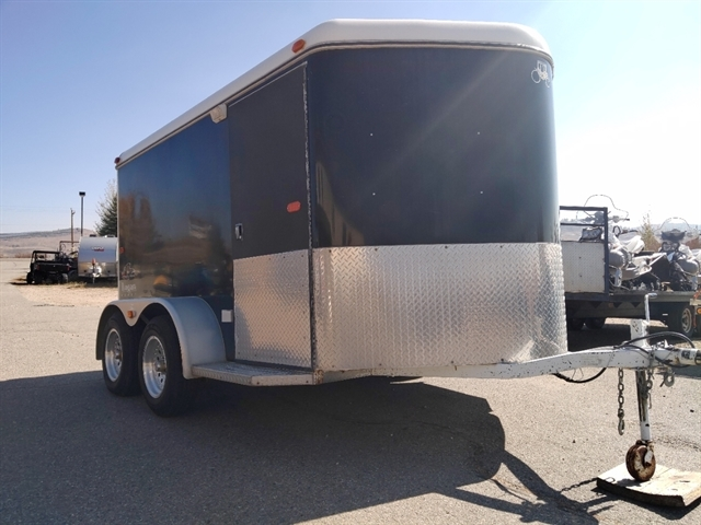 2001 Logan Enclosed Trailer at Power World Sports, Granby, CO 80446