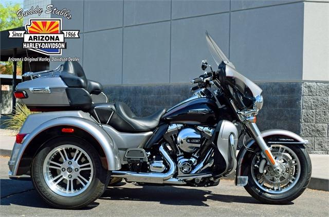 2016 Harley-Davidson Trike Tri Glide Ultra at Buddy Stubbs Arizona Harley-Davidson
