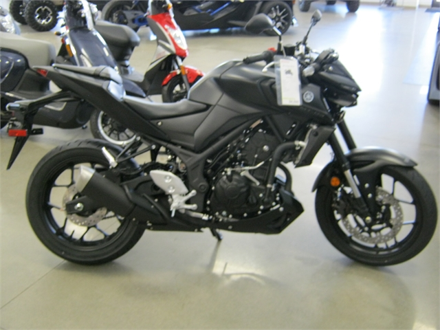 2021 Yamaha MT 03 at Brenny's Motorcycle Clinic, Bettendorf, IA 52722