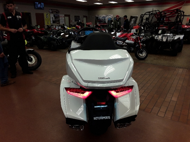 2018 Honda Gold Wing Tour at Mungenast Motorsports, St. Louis, MO 63123