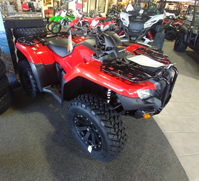 2020 Honda FourTrax Rancher 4X4 Automatic DCT EPS at Dale's Fun Center, Victoria, TX 77904