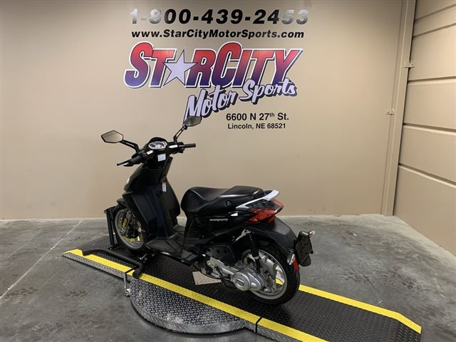 2009 Aprilia SportCity 50 50 at Star City Motor Sports