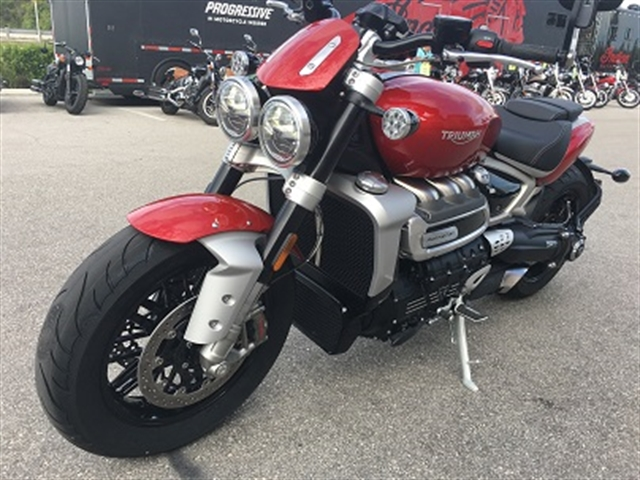 2020 Triumph Rocket 3 R at Fort Myers