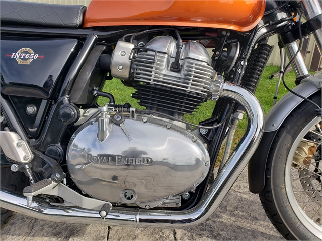 2021 Royal Enfield Twins INT650 at Classy Chassis & Cycles