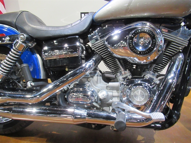 2009 Harley-Davidson Dyna Glide Super Glide Custom at Mike Bruno's Bayou Country Harley-Davidson