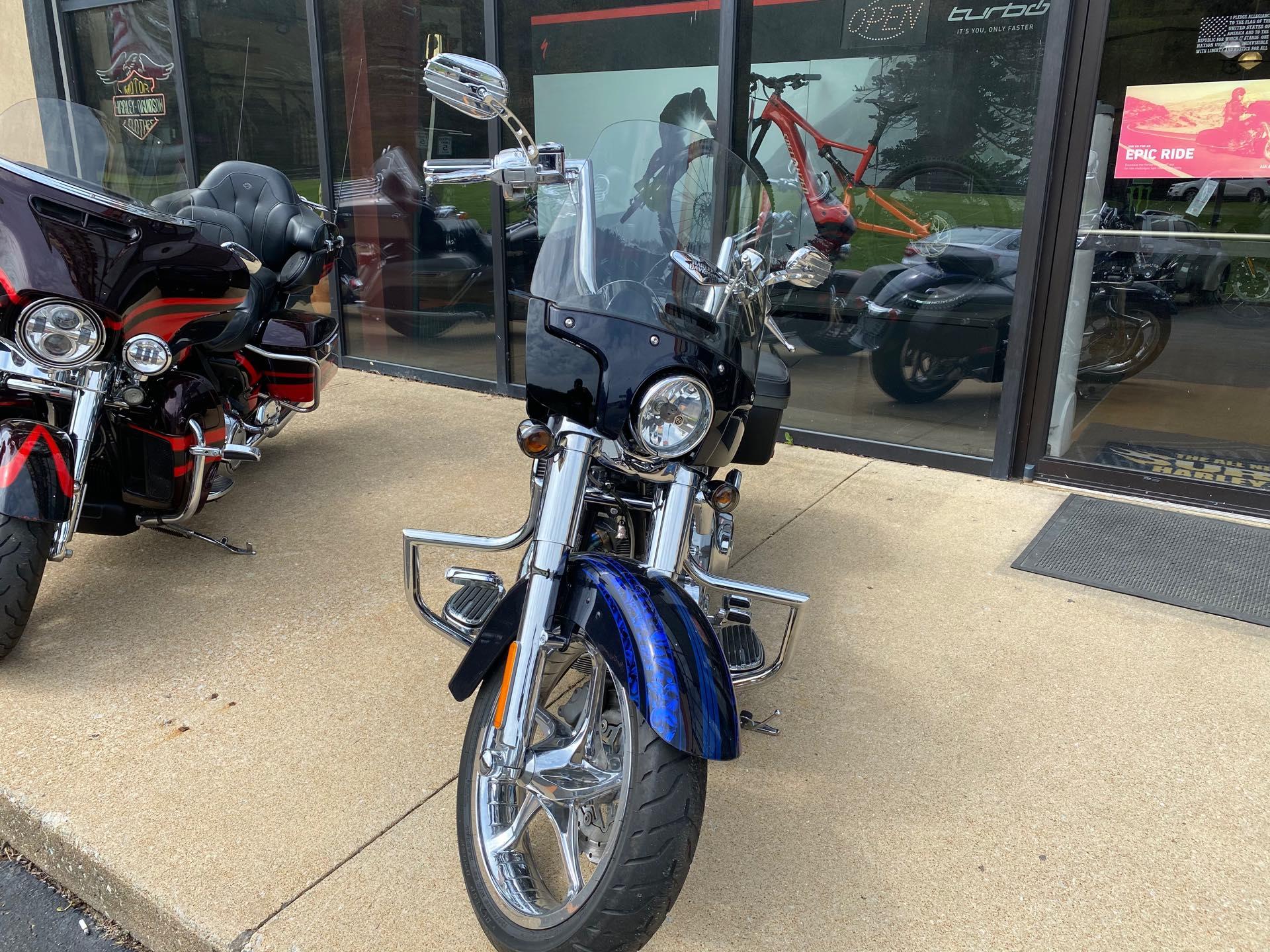 2012 Harley-Davidson Softail CVO Softail Convertible at Gold Star Harley-Davidson