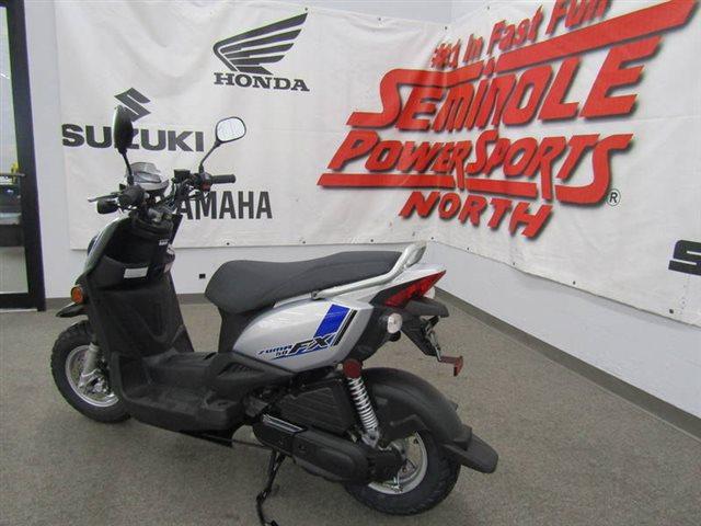 2018 Yamaha Zuma 50FX at Seminole PowerSports North, Eustis, FL 32726