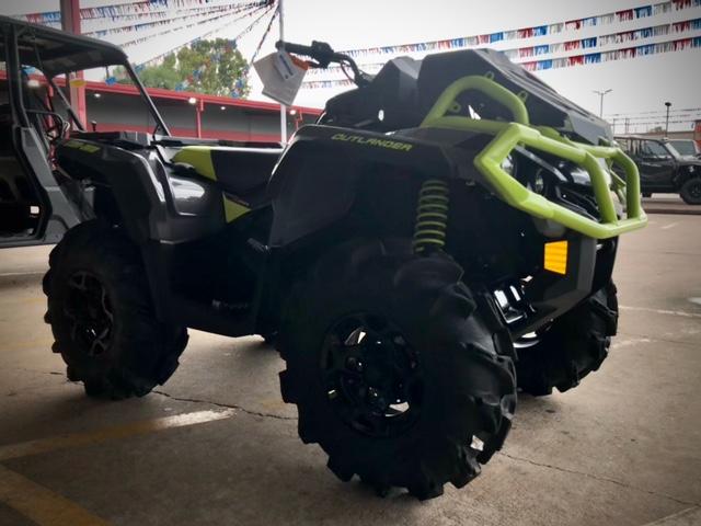2021 Can-Am Outlander X mr 650 at Wild West Motoplex
