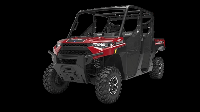 2019 Polaris Ranger Crew XP 1000 EPS at Waukon Power Sports, Waukon, IA 52172
