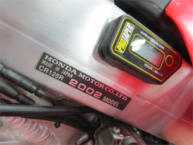2002 HONDA CR125 at Yamaha Triumph KTM of Camp Hill, Camp Hill, PA 17011