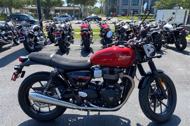 2020 Triumph Street Twin Base at Tampa Triumph, Tampa, FL 33614