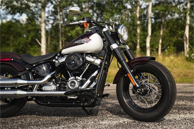 2021 Harley-Davidson Cruiser Softail Slim at Texoma Harley-Davidson