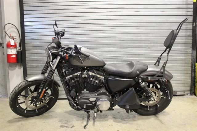 2016 Harley-Davidson Sportster Iron 883 at Kent Powersports, North Selma, TX 78154