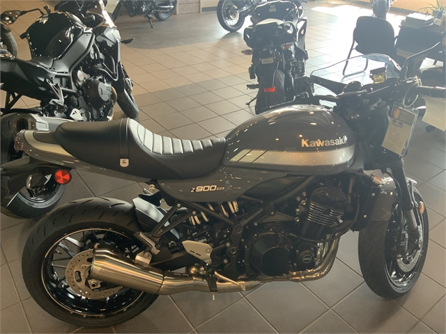 2021 Kawasaki Z900RS Cafe at Midland Powersports