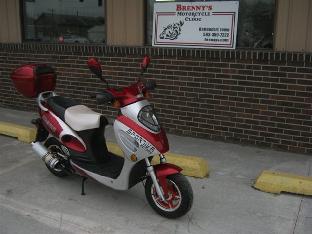 2008 Sportiva Cosmo at Brenny's Motorcycle Clinic, Bettendorf, IA 52722